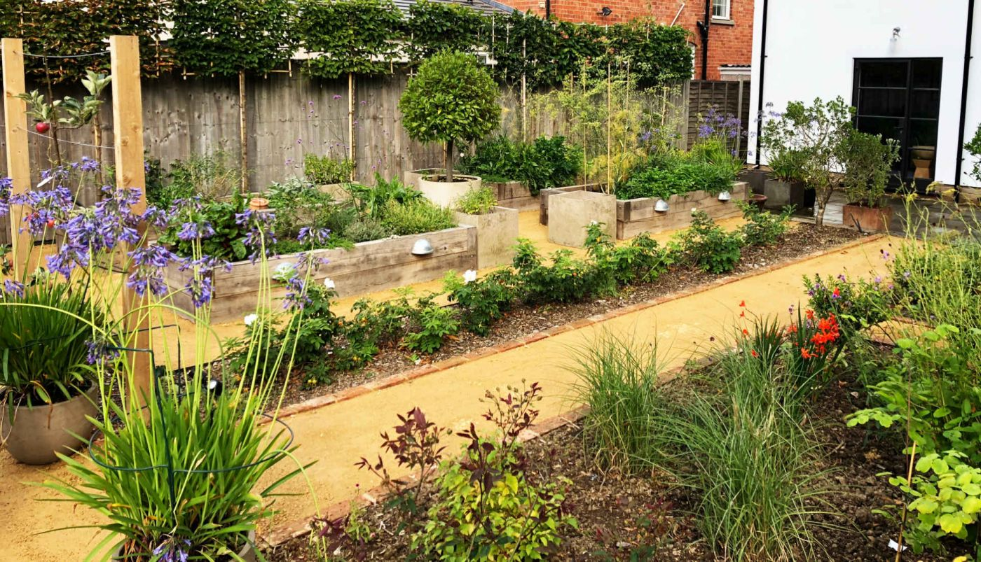 Award Winning Landscape Gardeners In London | Morgan Oates